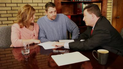 Initial Consultation with Attorney